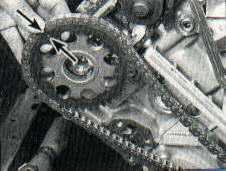 Camshaft timing gear